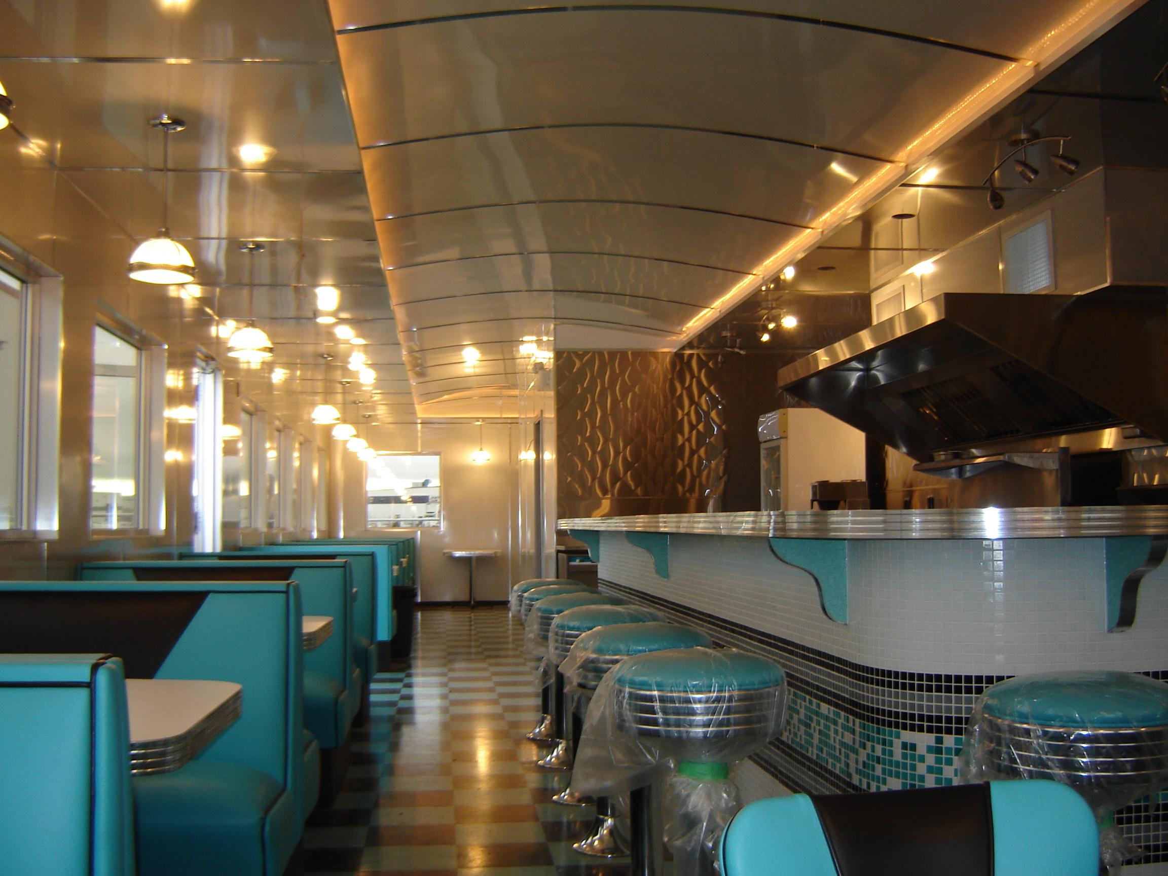Queen's Diner - Alberta, Canada