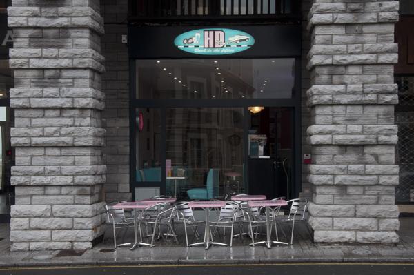 Happy Days Diner Barritz France Diner Furniture Booths