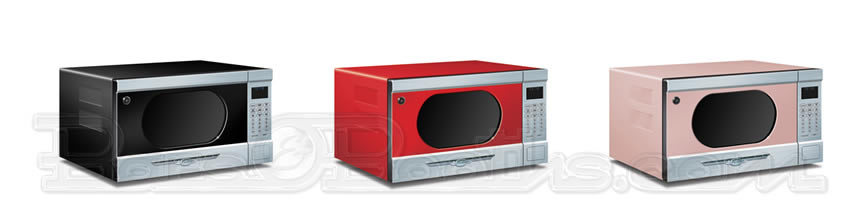 Retro Microwaves