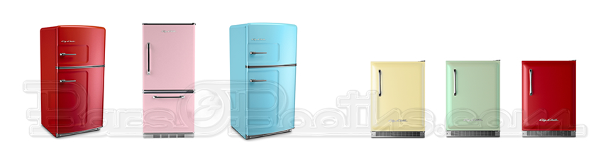Retro Refrigerators