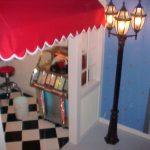 Kurt's L Shaped Bar Entrance