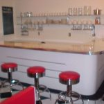 Front View of Kurt's Bar