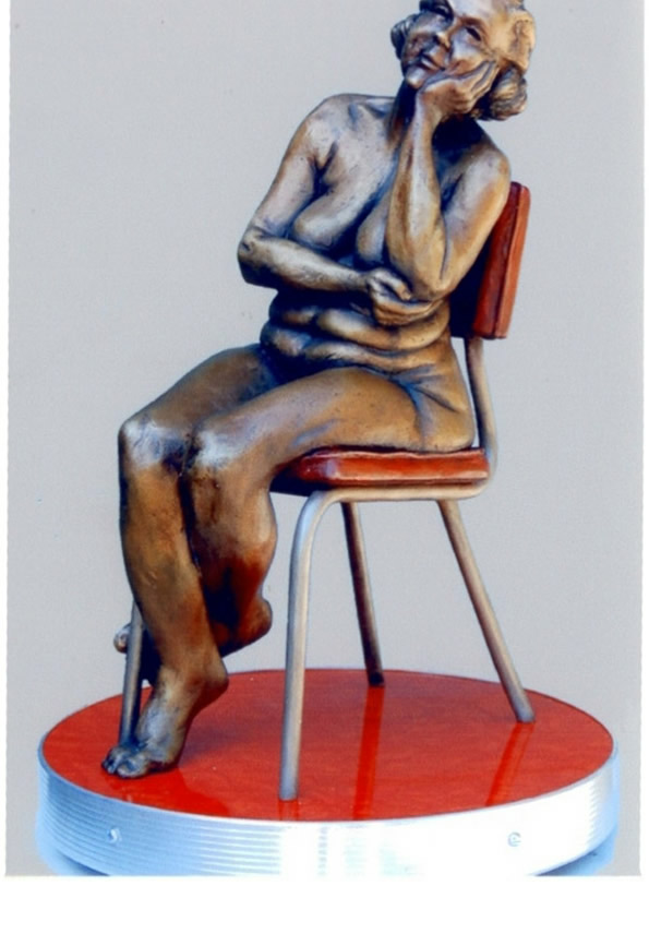 Ken Newman Sculptures
