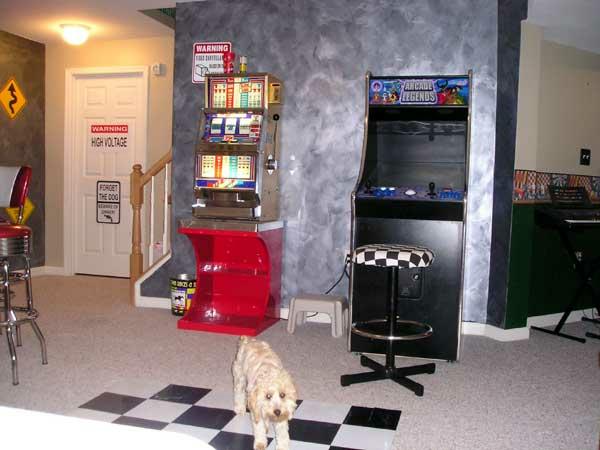 Barnes Retro Game Room Fw Bars Booths