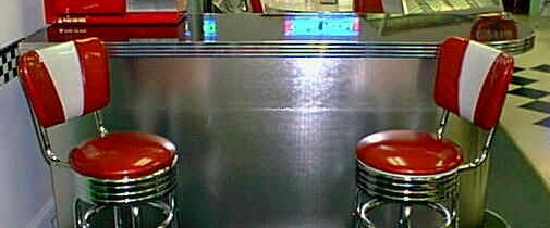Beth's Stainless Steel Bar – New York, NY