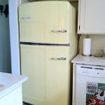 Bill And Lisa S Retro Kitchen Big Chill Appliances