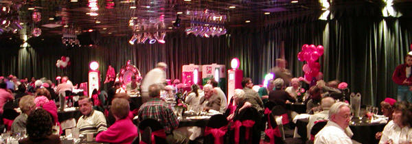 Charles Town Races and Slots Retro Party