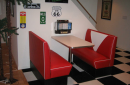 Debbie's Diner Booth – Ellicot City, MD