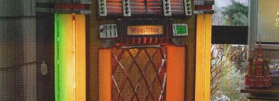 Francine's Wurlitzer 1015 – Elizabethtown, PA