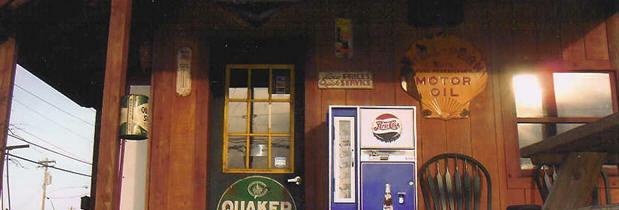 Frede's Restored Pepsi Machine – Newtown, OH