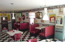 Glen's 1950 Room – West Salem, OH