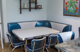 Island City Booth Seating – Key West, FL