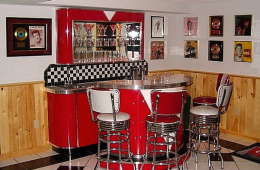 Jim's Custom Home Bar – Alfred, ME