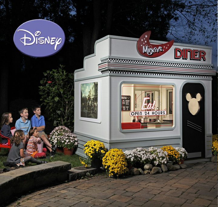 Lilliput Play Homes Child Booth Featured