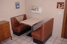 Mary's Diner Booth Set – Somerville, MA