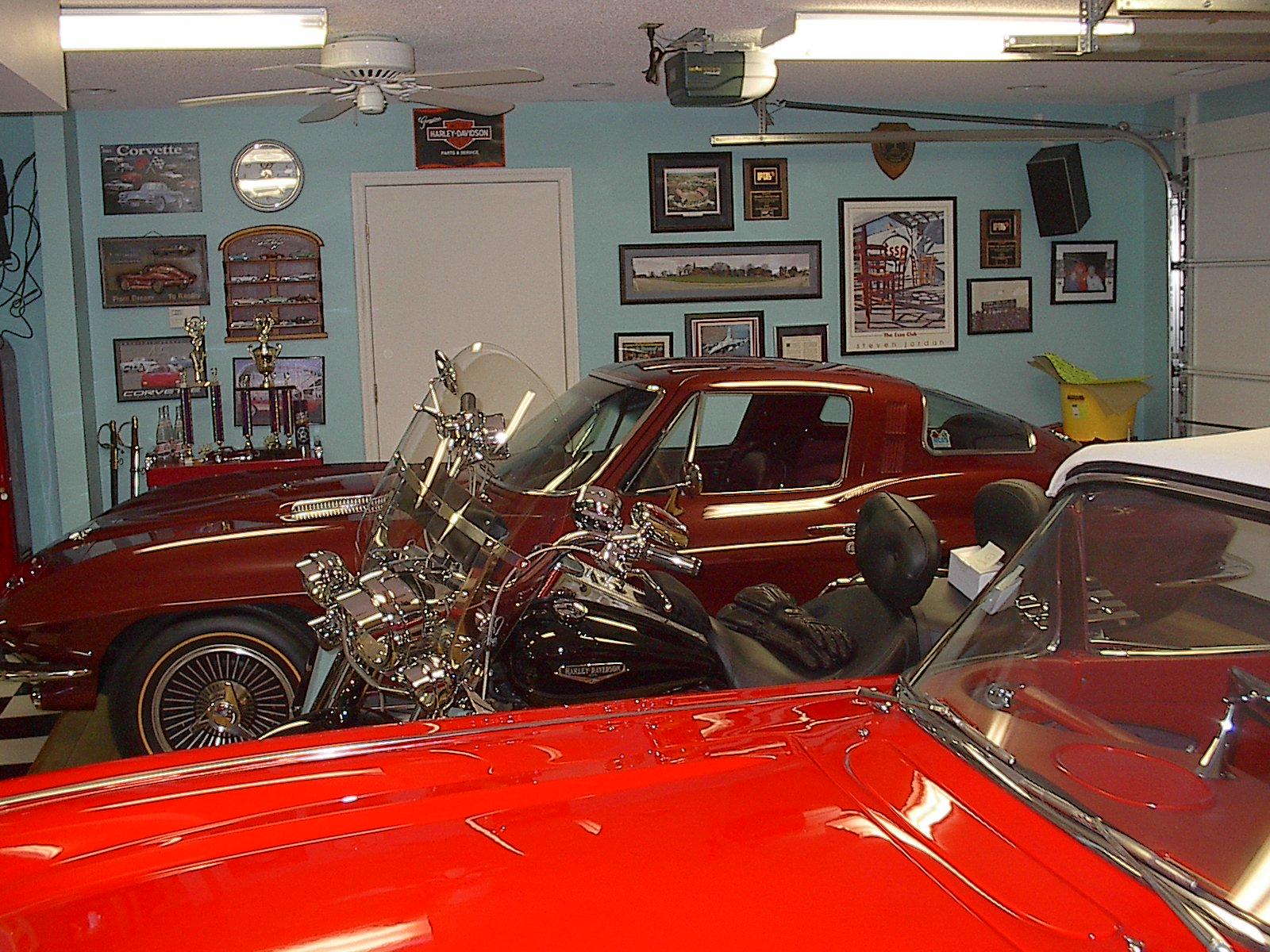 Ron and his Retro Garage
