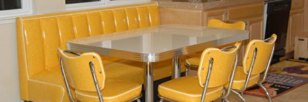 Nicole's Retro Kitchen Booth – San Jose, CA
