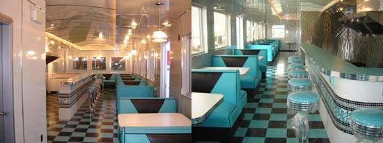 Queens Diner Alberta Canada