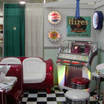 Retro Trade Show Jukebox