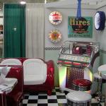Retro Trade Show Jukebox