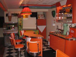 FS Roberta's Bar - Back Bar