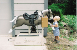 Ryan's Sandy Horse Ride – Wisconsin
