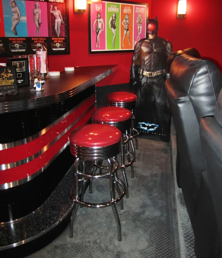Home Theater Bar Custom Built Rec Room Movie Theme  : Sams Home Theater Bar 6fw e1349985893652 1 from barsandbooths.com size 757 x 880 png 839kB