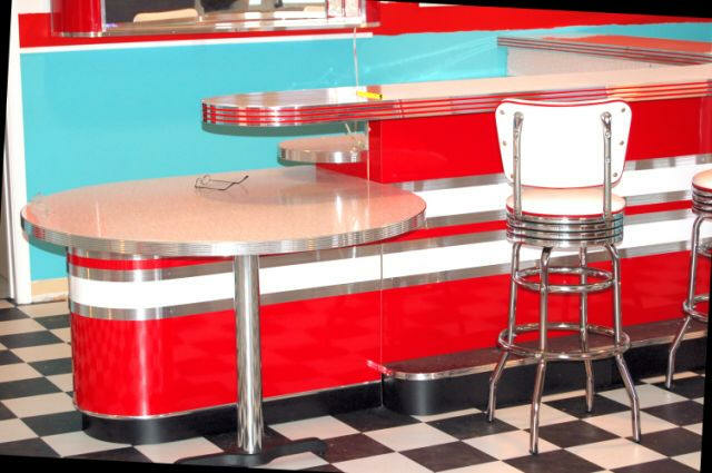 Steve S Retro Home Bar Chrome Custom Basement Bar Stools