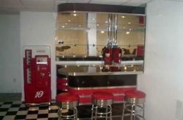 IDA's Bomber Bar and Matching Canopy – New York, NY