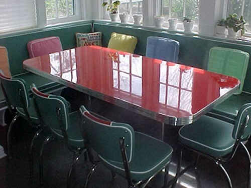 Tom S Kitchen Table