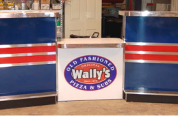 Wally's Old Fashioned Pizza and Subs