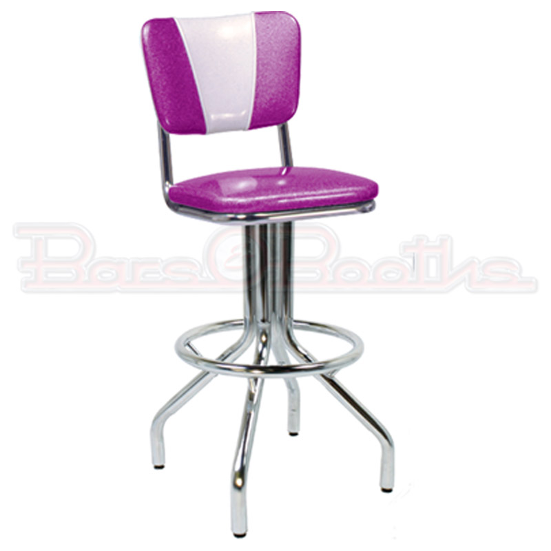 B7t4v Retro Bar Stool