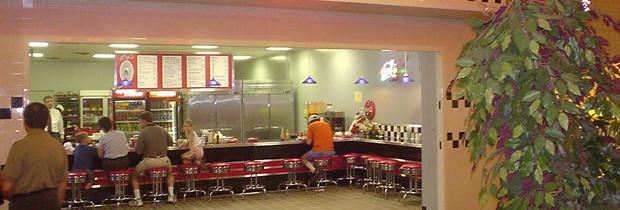Pop's Fifties Diner and Restaurant
