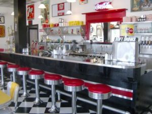 Glory Days Diner - Furniture by BarsandBooths.com
