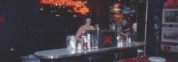 Marzocchi Portable Trade Show Bar