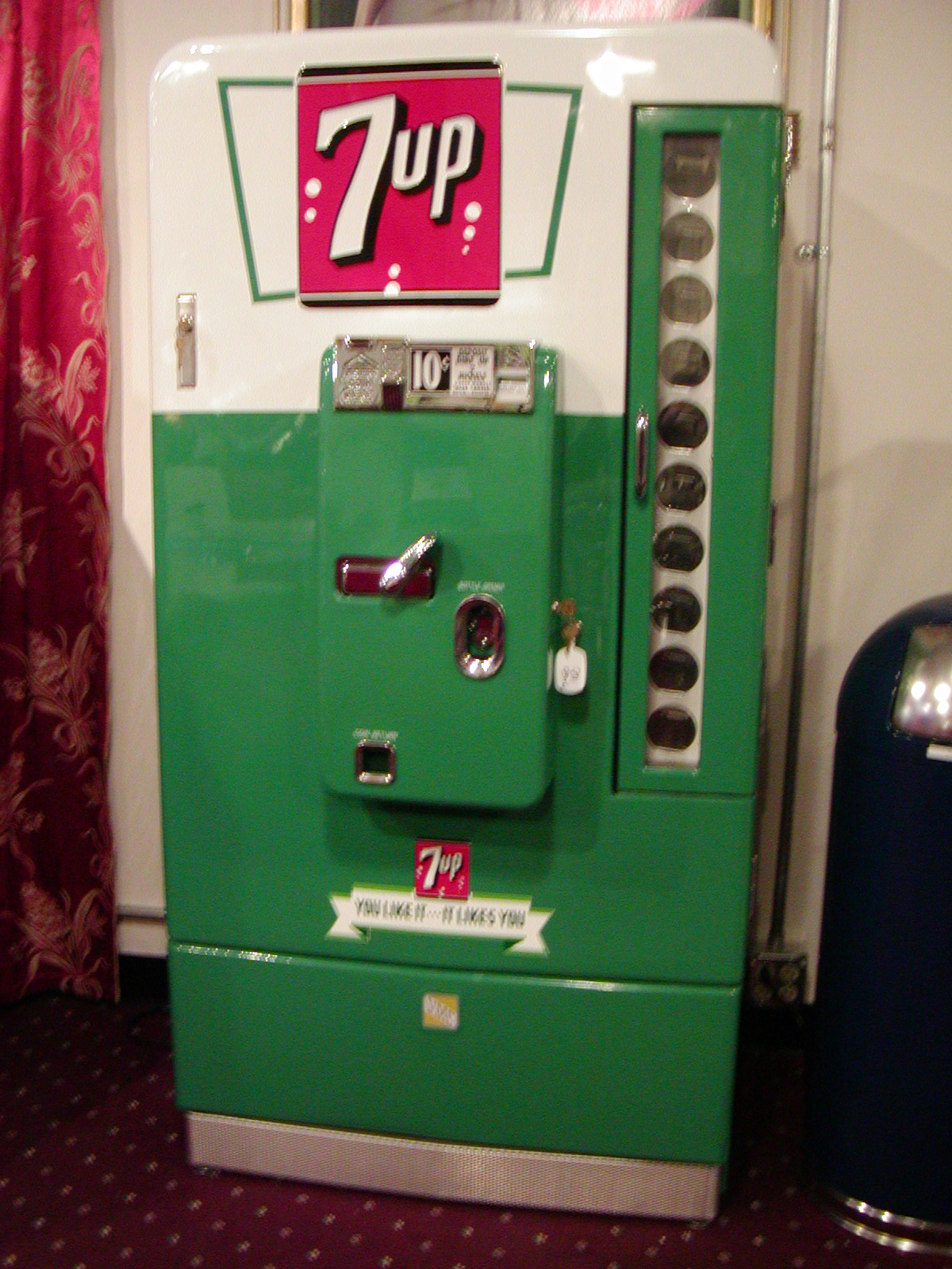 slot machine restoration