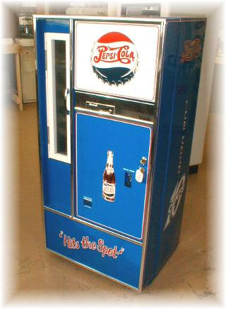 Vendo 56 Pepsi Machine