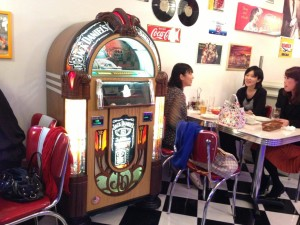 Japan Retro Diner - Furnishings & Decor By BarsandBooths.com