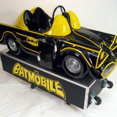 Batmobile Kiddie Ride