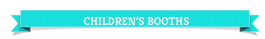 Children's Booths Banner