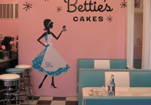 Bettie's Cakes – Saratoga Springs, NY