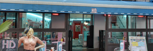 HD Diner – Châtelet, Paris, France