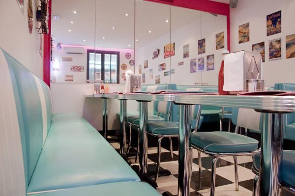 Turn Restaurant Stools Bars Dinettes