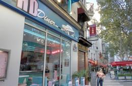 HD Diner – Saint Michel, Paris, France