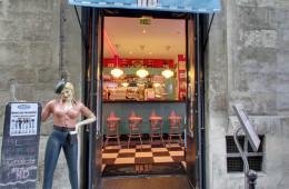 HD Diner Marais – Hotel De Ville, France