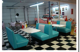 John's Retro Garage – Abilene, Texas