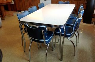 Kowalski Retro Table – Upstate New York