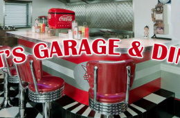 Mat's Retro Garage – Auckland, New Zealand