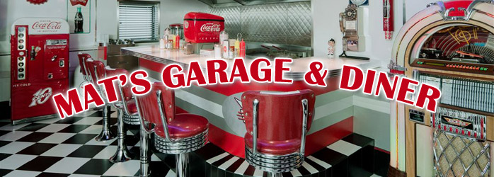 Retro Garage Custom Bar Diner Booths Bar Stools Jukebox : Matt Retro Garage Diner from barsandbooths.com size 698 x 250 png 368kB