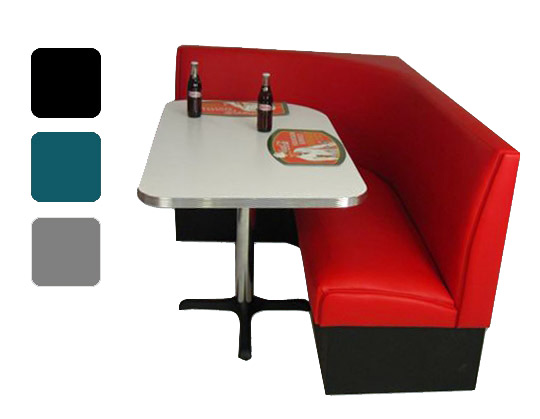 Diner Booth Sets Retro Booths 50s